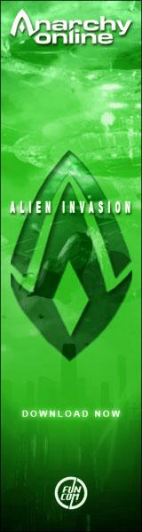 Alien Invasion - Anarchy Online