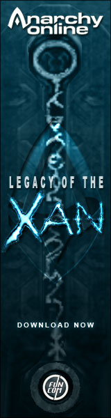Legacy of the Xan - Anarchy Online