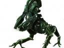 Alien Centaur Battlesuit