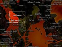 Map Ushqa