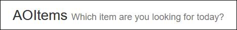 aoitems.com